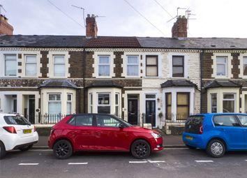 Thumbnail 3 bed terraced house for sale in Arran Street, Roath, Cardiff