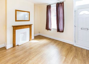 Thumbnail 3 bed terraced house for sale in Florence Street, Lincoln