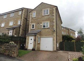 Thumbnail 3 bed detached house for sale in Bank Street, Hadfield, Glossop