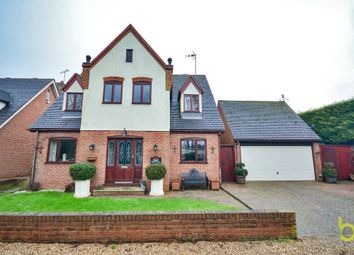 Thumbnail 4 bed detached house for sale in Chestnut Walk, Corringham, Stanford-Le-Hope