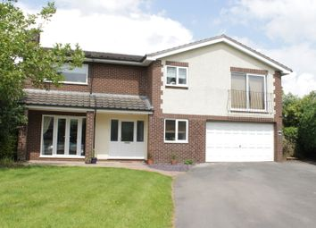 Thumbnail 4 bed detached house for sale in Yarnfield, Stone