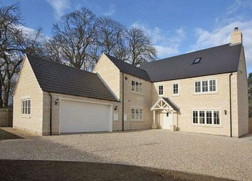 Thumbnail 5 bedroom property for sale in The Garth, Quarrington, Sleaford