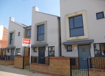 Thumbnail 2 bedroom terraced house for sale in Kilmeston Close, Eastleigh
