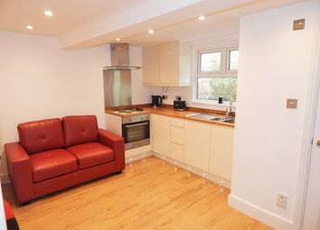 Thumbnail 1 bed flat to rent in Merton High Street, Colliers Wood, London