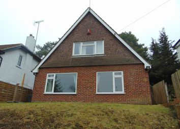 Thumbnail 3 bed detached house to rent in Godstone Road, Purley