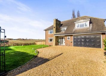Thumbnail 4 bed detached house for sale in Stamford House, South Bramwith, Doncaster