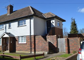 Thumbnail 2 bed flat for sale in Smith Road, Lordswood, Chatham