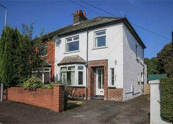 Thumbnail 3 bed semi-detached house for sale in Thornhill Parade, Belfast, County Down