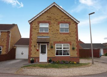 Thumbnail 4 bed detached house for sale in Aldred Gardens, Scartho Top, Grimsby