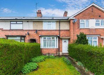Thumbnail 3 bedroom terraced house for sale in Hoggs Lane, Northfield, Birmingham, West Midlands