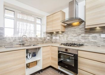 Thumbnail 3 bed flat to rent in London Road, Mitcham