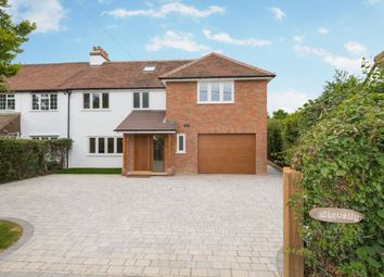 Thumbnail 5 bed semi-detached house for sale in Coleshill Lane, Winchmore Hill, Amersham