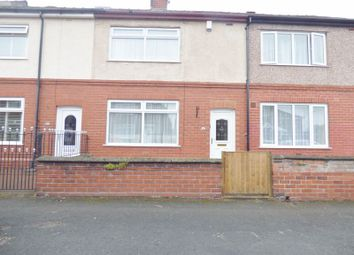 Thumbnail 2 bedroom terraced house for sale in Cowdell Street, Warrington