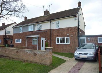 Thumbnail 3 bedroom semi-detached house to rent in Sycamore Avenue, Dogsthorpe, Peterborough