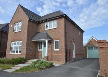 Thumbnail 4 bed detached house for sale in Bartlett Grove, Sherburn In Elmet, Leeds