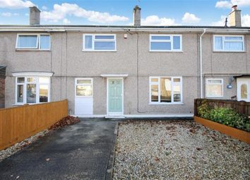 Thumbnail 3 bed terraced house for sale in Dulverton Avenue, Swindon, Wiltshire