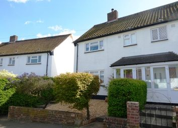 Thumbnail 3 bedroom semi-detached house for sale in Durbin Road, Chessington