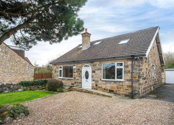 Thumbnail 3 bed detached bungalow for sale in Common Road, Barkston Ash, Tadcaster