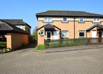 Thumbnail 3 bed semi-detached house for sale in Aylward Drive, Stevenage, Hertfordshire