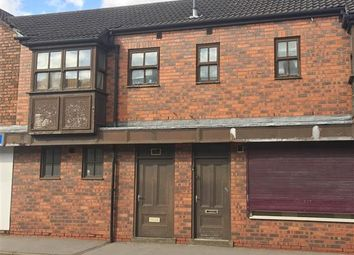 Thumbnail 2 bedroom flat to rent in Laneham Street, Scunthorpe