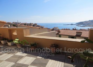 Thumbnail 2 bed apartment for sale in Banyuls-Sur-Mer, Pyrénées-Orientales, Languedoc-Roussillon