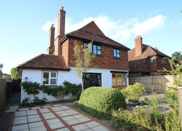 Thumbnail 3 bed detached house for sale in Bridge Road, Cranleigh