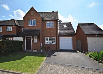 Thumbnail 3 bed detached house for sale in Tudor Close, Churchdown, Gloucester