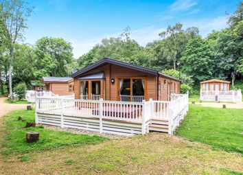 Thumbnail 2 bedroom lodge for sale in Merley House Lane, Ashington, Wimborne