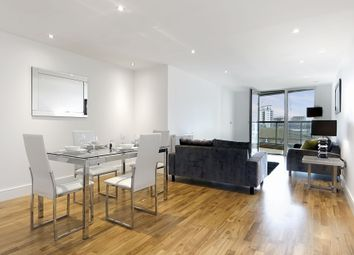 Thumbnail 2 bed flat to rent in Empire Reach, 4 Dowells Street, Greenwich, London