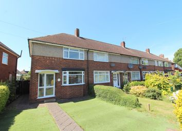 Thumbnail 2 bed end terrace house for sale in Saxon Road, Ashford