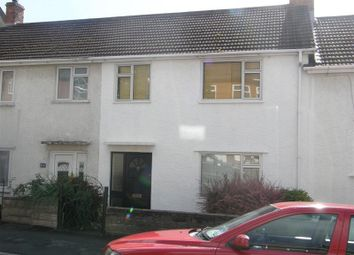 Thumbnail 3 bed terraced house to rent in Porthkerry Road, Barry