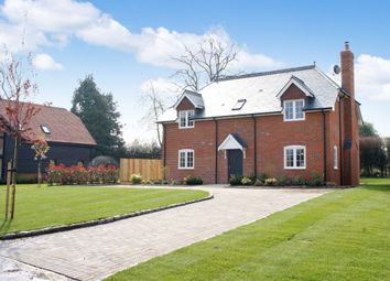 Thumbnail 4 bed detached house for sale in Plot 4, Folletts Close, Oakley