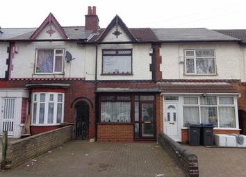 Thumbnail 3 bed terraced house for sale in Churchill Road, Birmingham