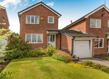Thumbnail 3 bed detached house for sale in Falcon Close, Blackburn, Lancashire