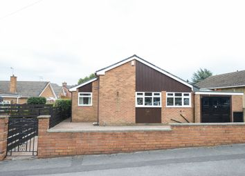 Thumbnail 3 bed detached bungalow for sale in Hastings Close, Chesterfield