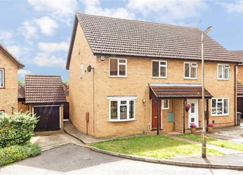 Thumbnail 4 bed semi-detached house to rent in Ivinghoe Close, St Albans, Hertfordshire
