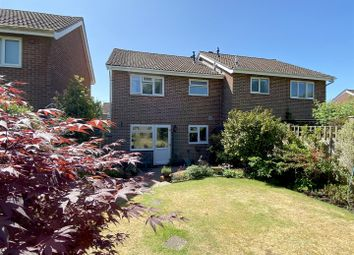 Thumbnail 3 bed semi-detached house for sale in Upper Heyshott, Petersfield