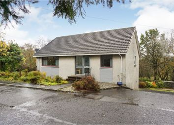 Thumbnail 4 bed detached house for sale in Hagg Place, Johnstone