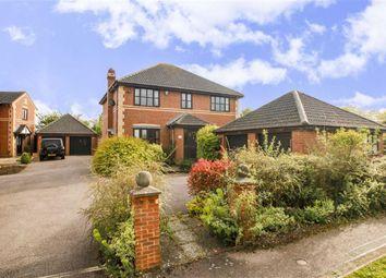 Thumbnail 4 bedroom detached house for sale in Frithwood Crescent, Kents Hill, Milton Keynes, Bucks