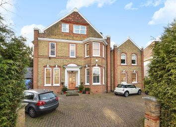 Thumbnail 6 bed detached house for sale in Oakleigh Park South, London