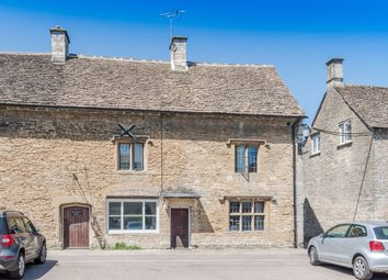 Thumbnail 4 bed end terrace house for sale in High Street, Sherston, Malmesbury