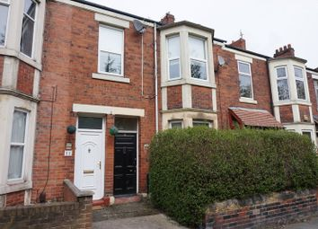 Thumbnail 3 bed flat for sale in Holly Avenue, Wallsend