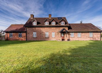 Thumbnail 4 bed detached house for sale in Hurn Road, Holbeach Hurn, Spalding, Lincolnshire