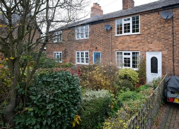 Thumbnail 2 bed terraced house for sale in Oughtrington Crescent, Lymm