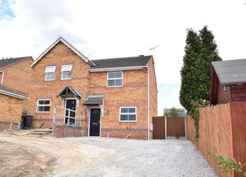 Thumbnail 2 bed semi-detached house to rent in New Hucknall Waye, Huthwaite, Sutton In Ashfield, Nottinghamshire