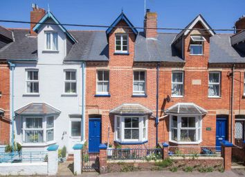 Thumbnail 3 bed end terrace house for sale in Hillbudge Terrace, Park Street, Crediton