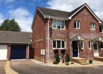 Thumbnail Semi-detached house for sale in Elliot Close, Ottery St. Mary
