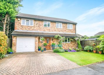 Thumbnail 4 bed detached house for sale in Travis Court, Farnham Royal, Slough