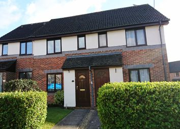 Thumbnail 2 bed terraced house for sale in Oldfield View, Hartley Wintney, Hook