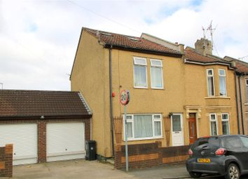 Thumbnail 4 bed end terrace house for sale in Hall Street, Bedminster, Bristol